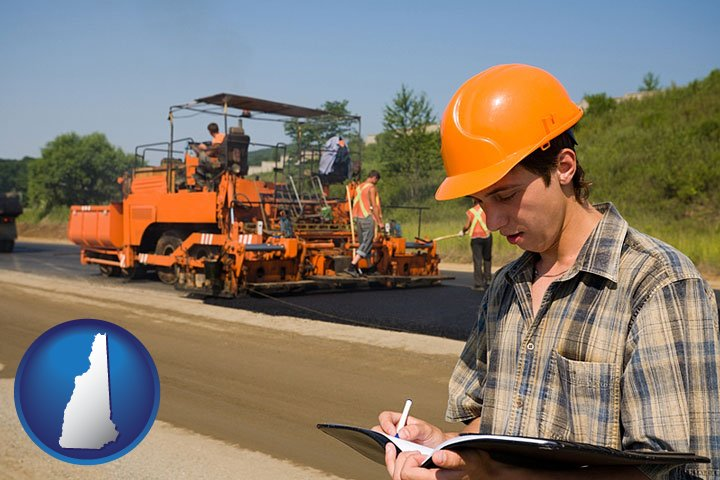 Paving Contractors In New Hampshire